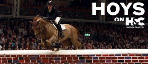 We're showing exclusive coverage from HOYS!